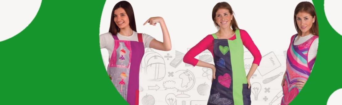 Vestuario para maestras